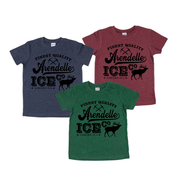 Let's get Frozen Colored Tee