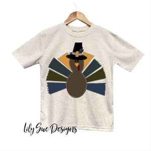 Boy Turkey Short Sleeve Tee