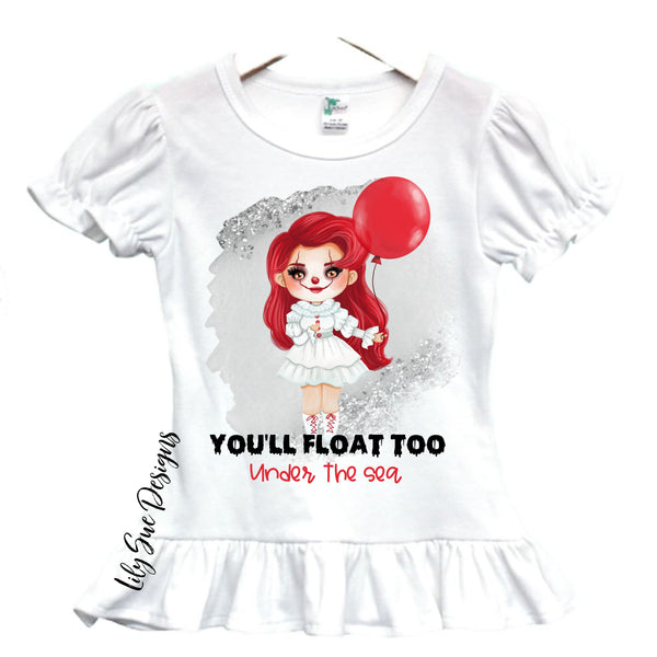 Scary Princesses Short Sleeve Tee