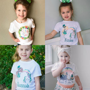 St. Paddy Day Girly Tee