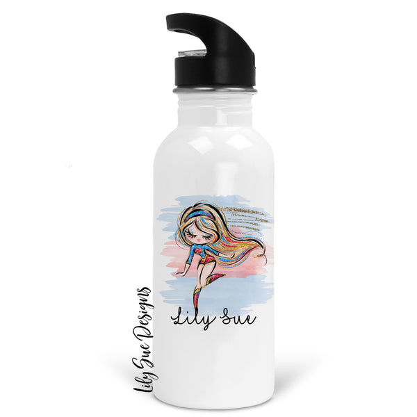 SuperGirls Waterbottle