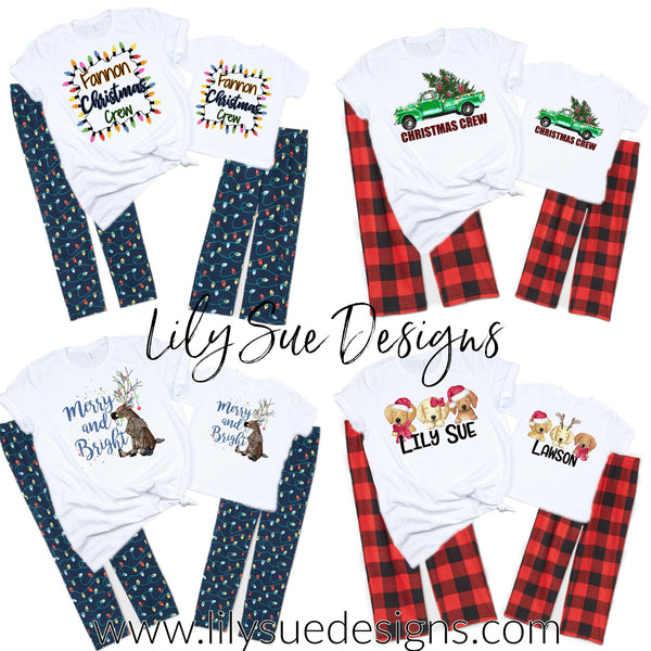 Long sleeve Kid Pj Set