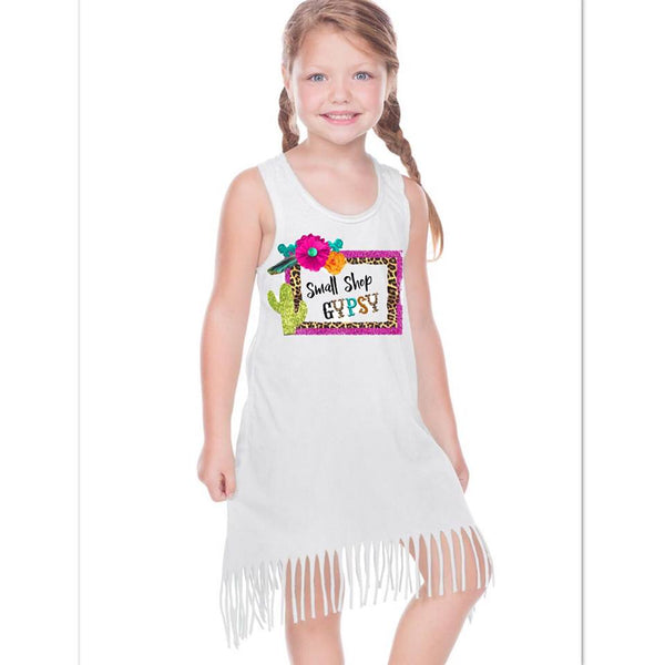 Fringe Dress (Small Shop Gypsy