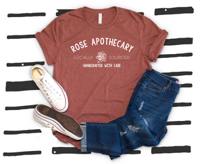 Rose Apothecary Adult Tee