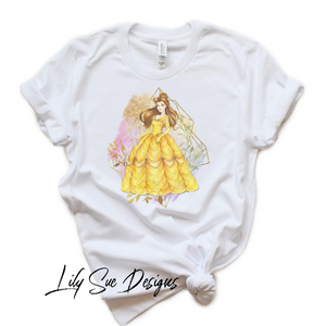Princess Adult Crew Tee