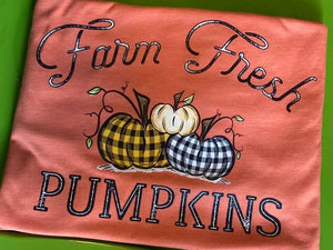 Farm Fresh Pumpkins Sweatshirt