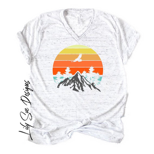 Adult Sunrise Tee