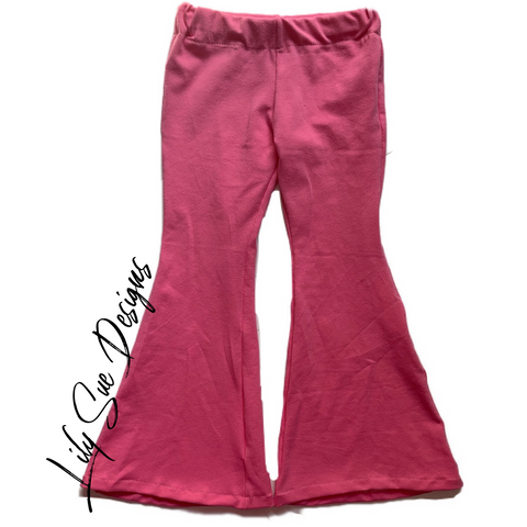 Solid color Lily Bells (Bell Bottoms)