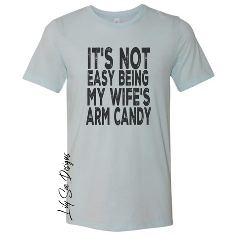 Arm Candy Adult Tshirts
