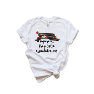Marry Poppins Adult Tee