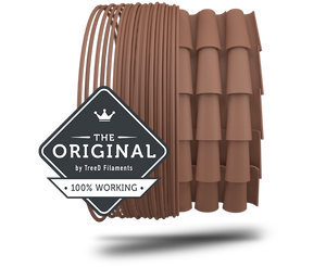 Clay Filament-0.75 KG-1.75mm - TreeD Filaments North America