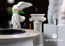 Monumental Evolution Filament-0.5 KG-1.75mm - TreeD Filaments North America