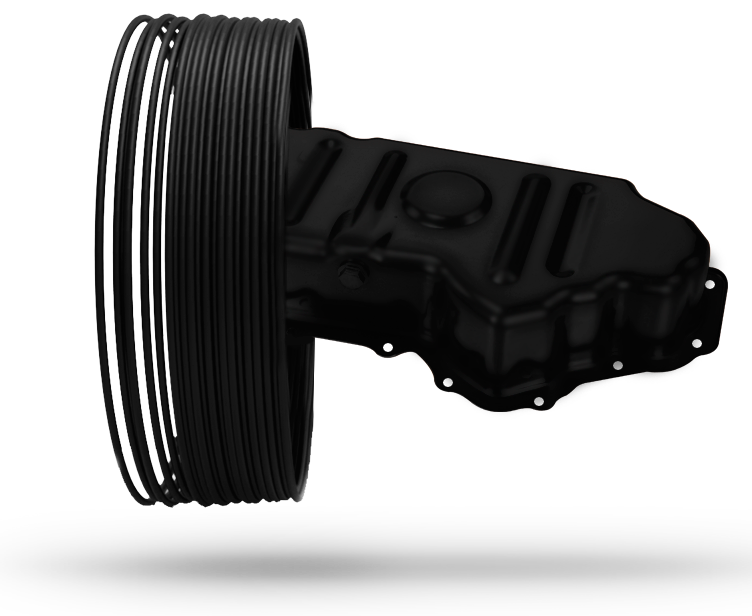Carbon Fiber PA-High Performance Filament-0.75 KG-1.75mm - TreeD Filaments North America