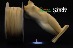 Sandy Filament-0.75 KG-1.75mm - TreeD Filaments North America