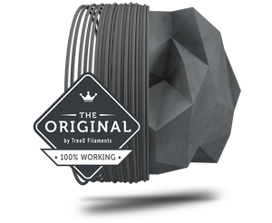 Dark Stone Filament-0.75 KG-1.75mm - TreeD Filaments North America