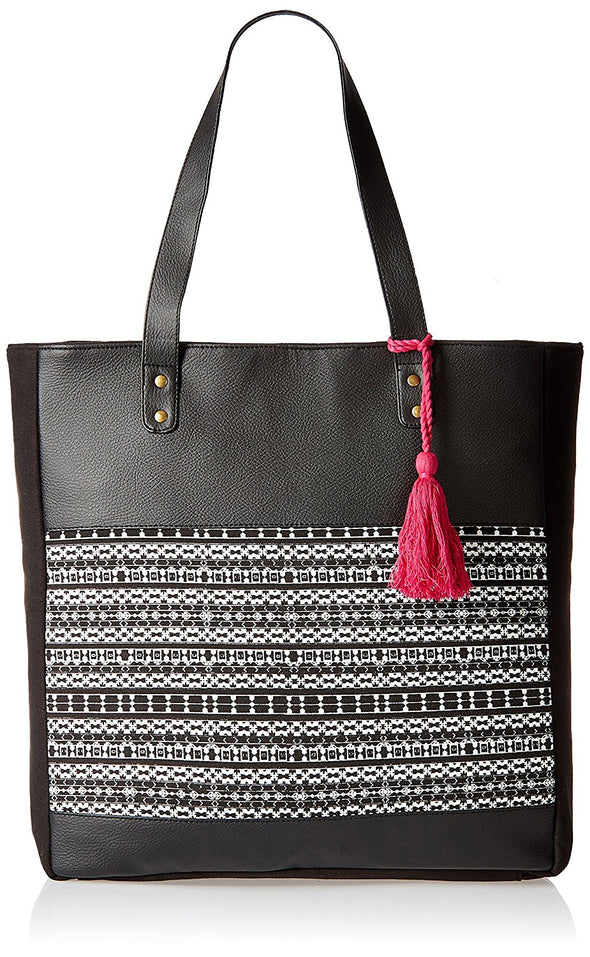Vegan Canvas Tote