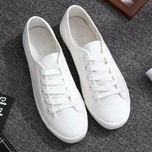 Classic Casual Canvas Styled Lace Ups