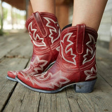 Giddy Up Cowboy Ankle Boot
