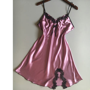 Silk Satin Nightwear