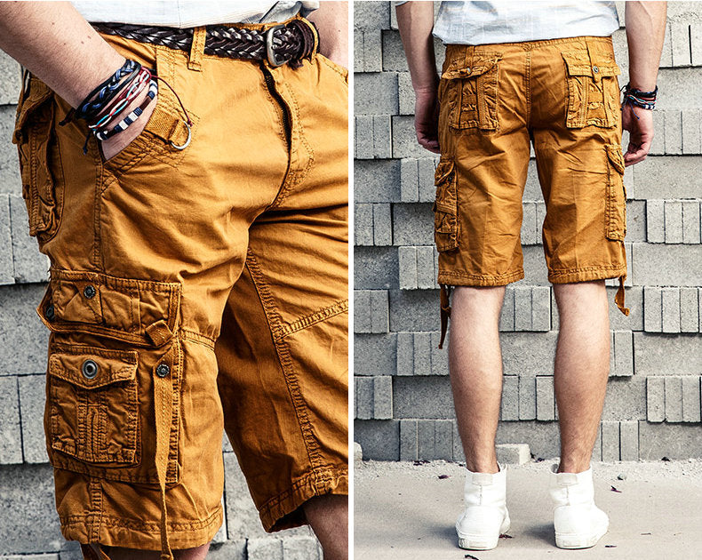 Cotton Cargo Short