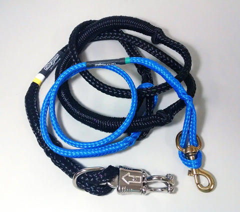 8ft Tow Rope - 1 Dog