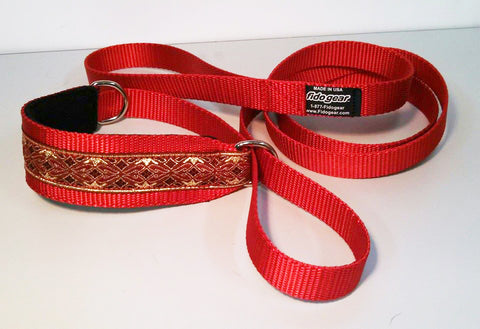 "Lure Coursing Collar 1.5"" Wide"