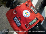 Outback pack with Service Dog Patches