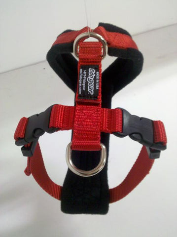 "Walking Harness - 3/4"" - Small ( Up to 25lbs )"