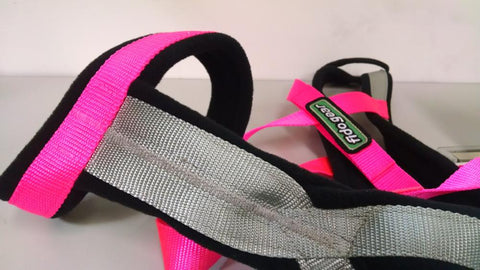 "X-Back / Skijor Harness - 2-Tone - 1""  ( 25lbs & Over )"