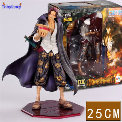 One Piece Shanks Action Figure - Anime Arts Brasil