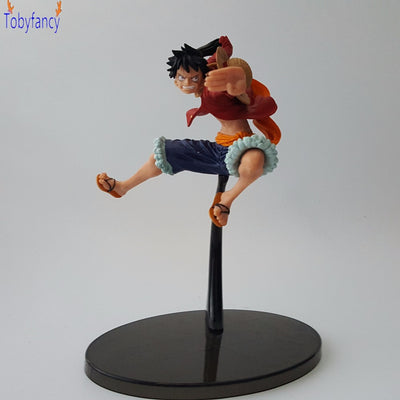 One Piece Action Figure  Luffy 18cm - Anime Arts Brasil