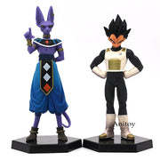 Dragon Ball Super KIT VEGETA + BILLS - Anime Arts Brasil