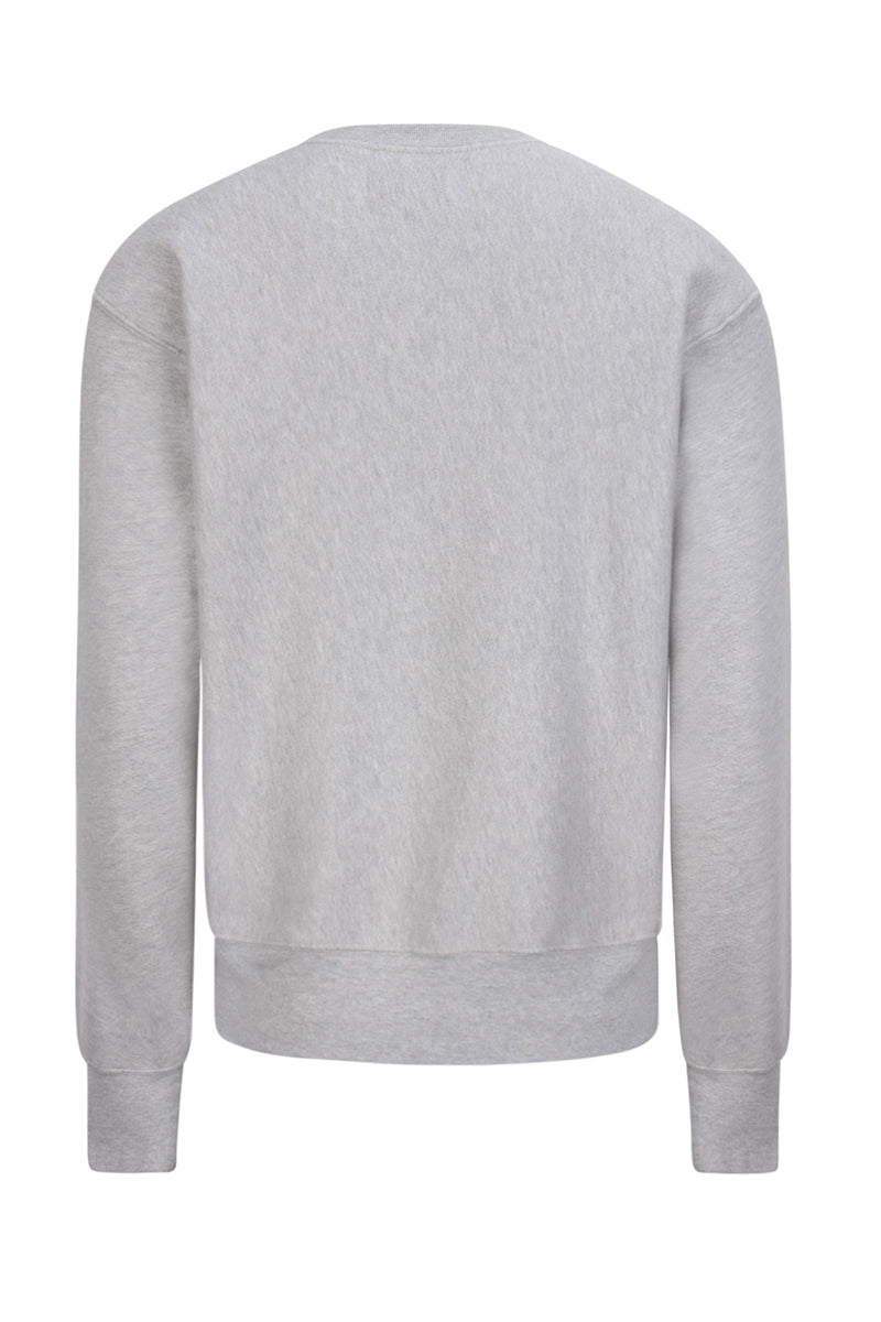 Crop Crew Heather Grey image-2