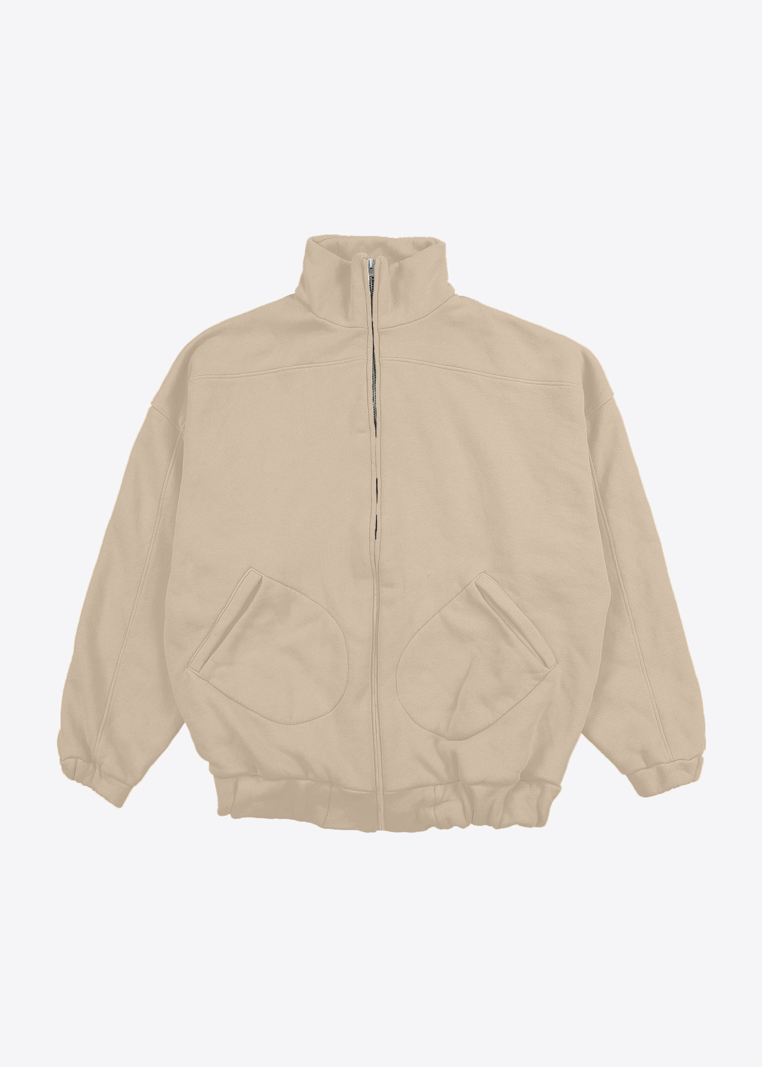 Layer Jacket Cream image-1