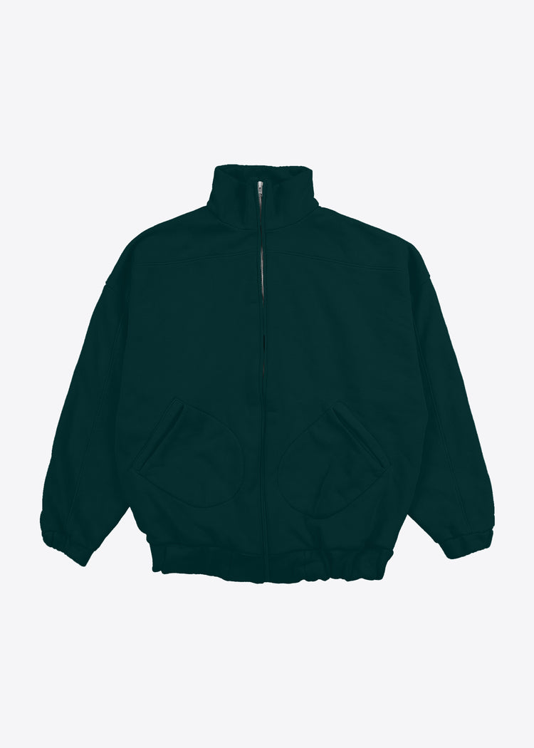 Layer Jacket Emerald image-1