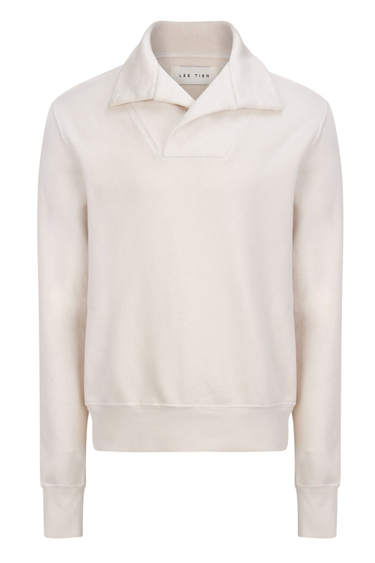 Yacht Pullover Ivory image-1
