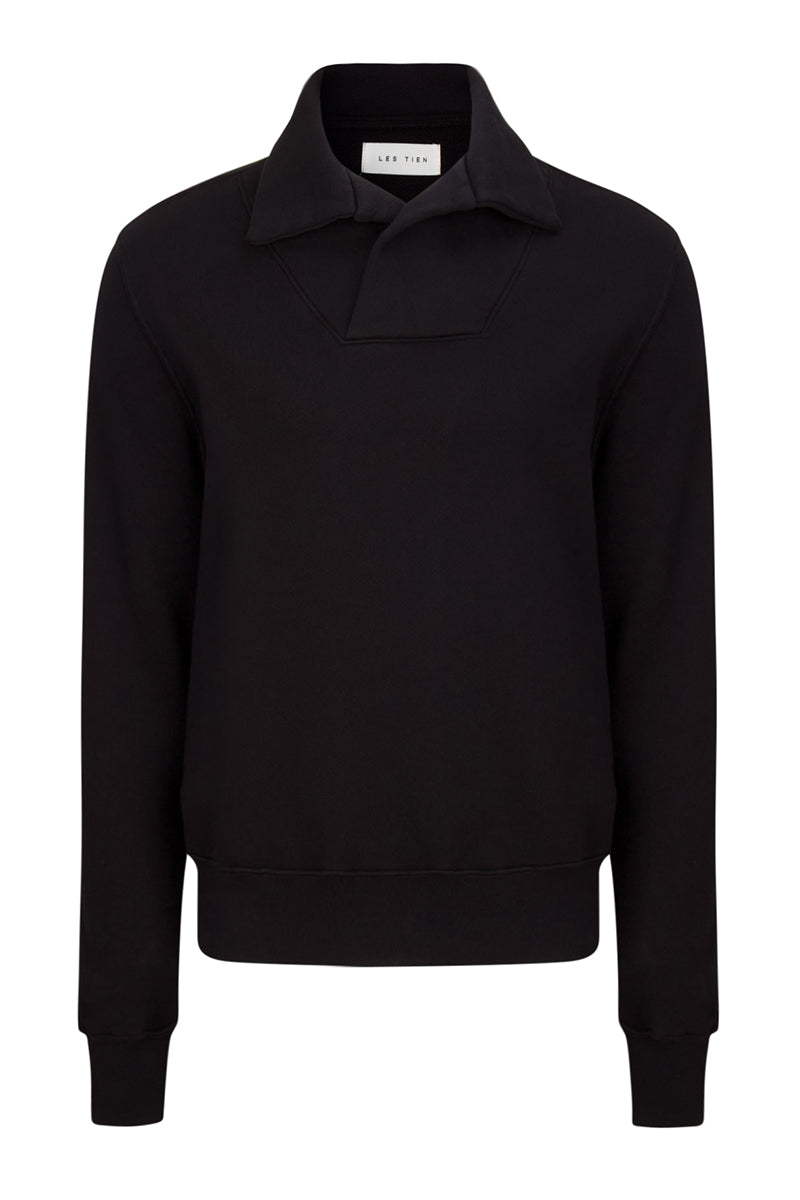 Yacht Pullover Jet Black image-1