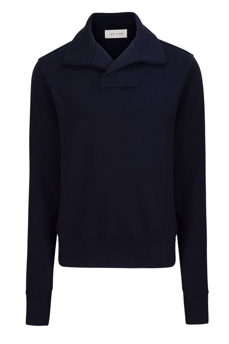 Yacht Pullover Navy image-1