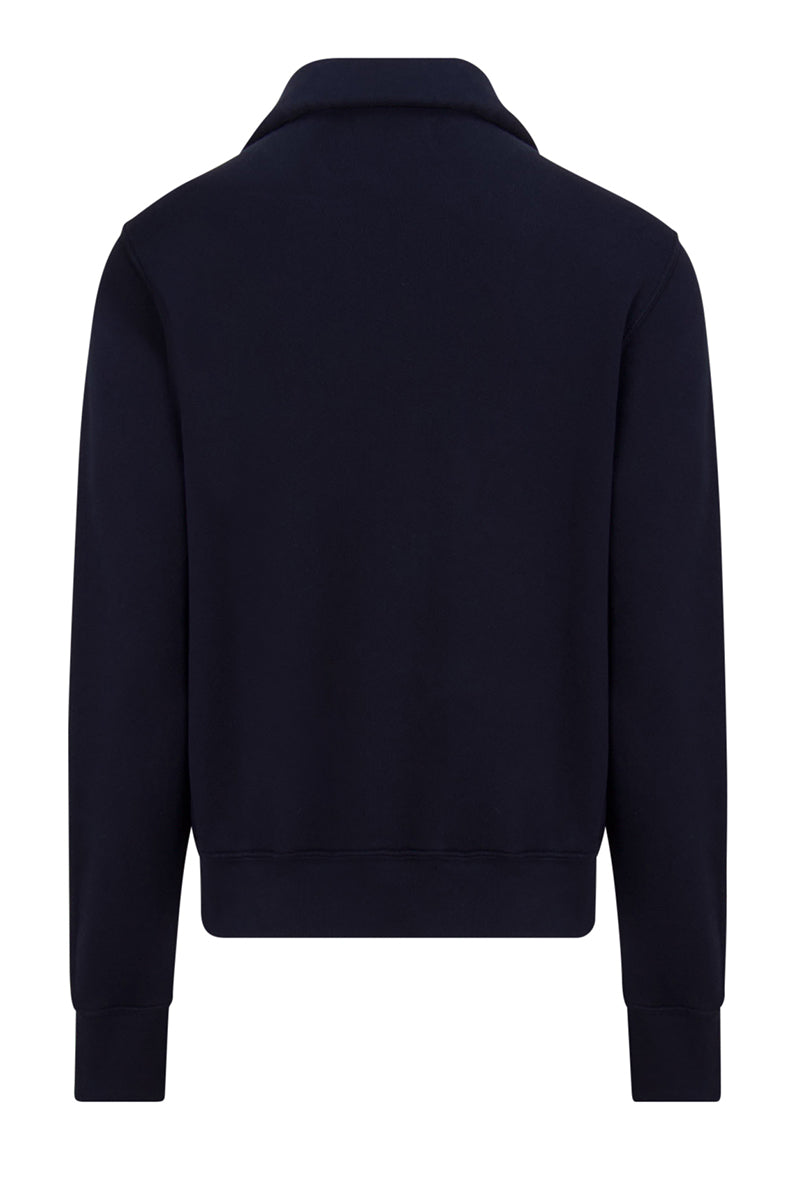 Yacht Pullover Navy image-2