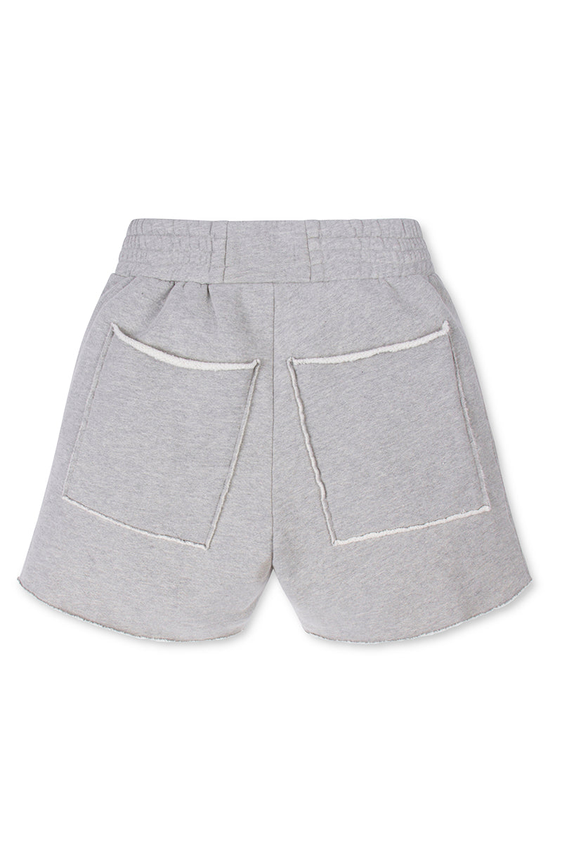 Yacht Short Heather Grey image-2