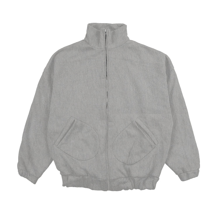 Layer Jacket Heather Grey image-1