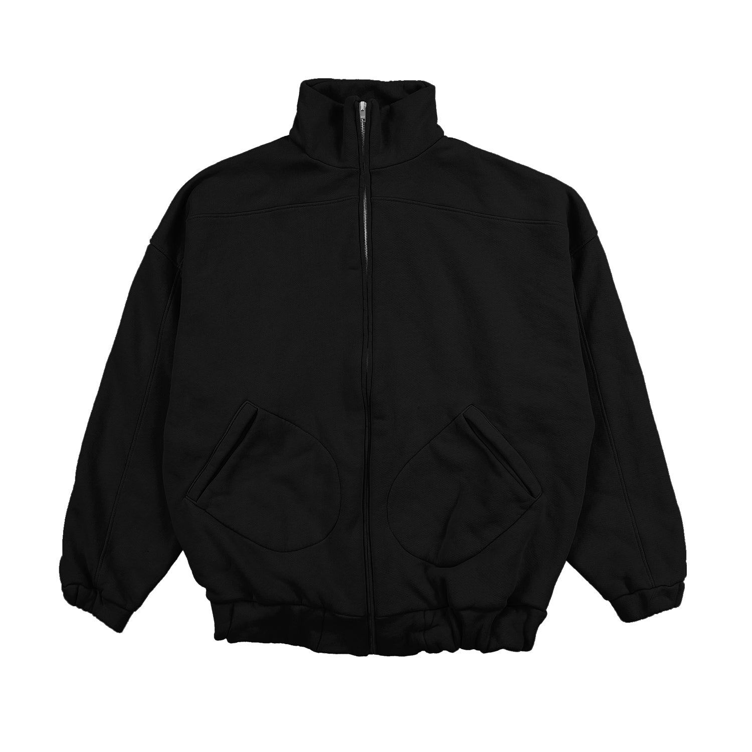 Layer Jacket Jet Black image-1