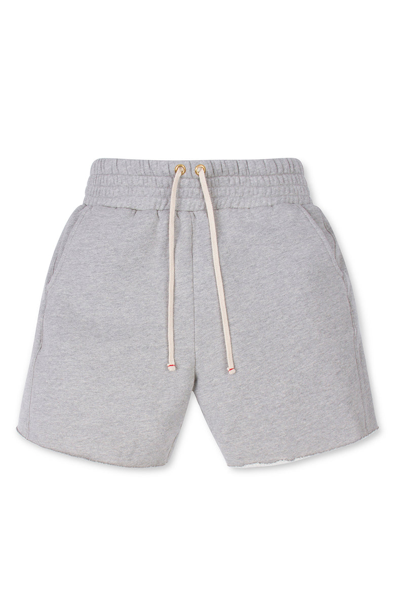 Yacht Short Heather Grey image-1