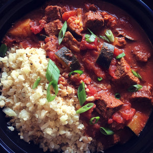 Beef Madras Curry