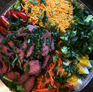 Mexican Steak Cobb Salad