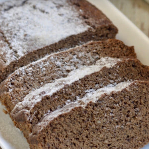 Mocha Coffee Cake Mini Loaves