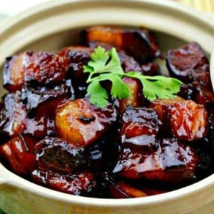 Hong Shao Rou (Red Braised Pork)
