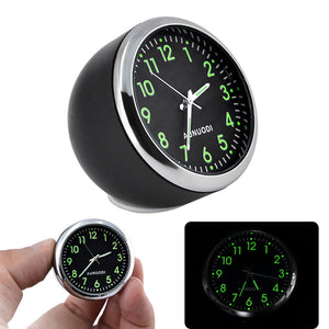 Mini Quartz Car Clock