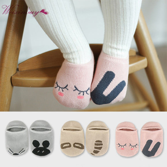 Cute, Cuddly Kid's Socks