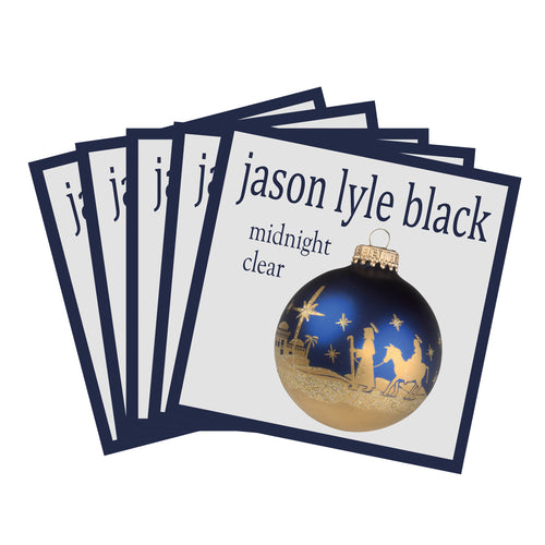 Christmas CD - Gift Set (5 Signed CDs)
